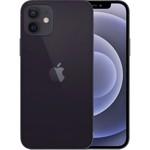 Smartphone Apple iPhone 12, 128GB, 5G, Black, nanoSIM si eSIM