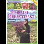 Leacuri manastiresti vol.2 - Mariana Borloveanu, editura Lumea Credintei