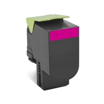 Consumabil laser Lexmark 800S3 Magenta Standard Yield Toner Cartridge 2000 pag