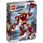 LEGO® Marvel Super Heroes / LEGO® Marvel Super Heroes - Robot Iron Man (76140)