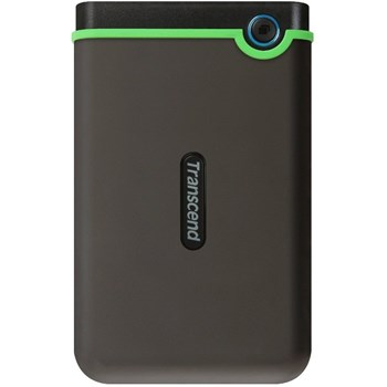 Transcend 1TB 2.5 inch USB 3.0 Military-Grade Shock Resistance Portable Hard Drive