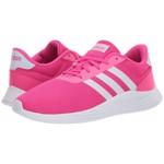 Incaltaminte Fete adidas Kids Lite Racer 20 (Little KidBig Kid) Shock PinkFootwear WhiteSky Tint