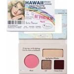 Paleta de culori TheBalm Autobalm Hawaii Face Palette pf_130710