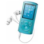 Sony NWZ-E463 albastru - MP4 player video 4GB