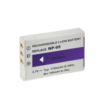 Power3000 PL95G.351 - acumulator replace tip Fuji NP-95 1700mAh