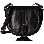 Joe's Jeans Bianca Saddle Bag Culoarea Black
