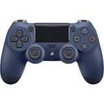 Controller Sony Dualshock 4 v2, pentru PlayStation 4, Midnight Blue