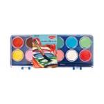 Acuarele in 12 culori Daco pentru desen