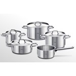 Set oale Fissler Family Line 5 piese, inductie