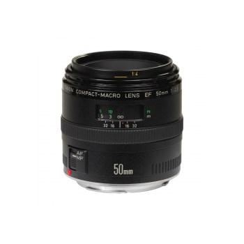 Obiectiv Canon EF 50mm f/2.5 Compact-macro