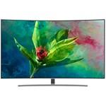 Televizor QLED 140 cm Samsung 55Q8CN 4K Smart TV Curbat