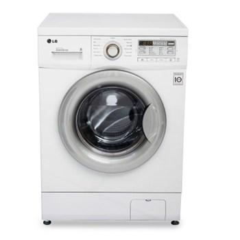 Masina de spalat rufe LG F12B8ND1, 6 kg, 1200 rpm, Clasa A+++, alb