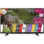 Televizor LG LED Smart TV 49 UF6407 Ultra HD 4K 124cm Black