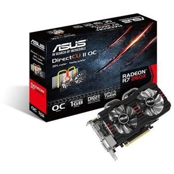 ASUS Placa video R9 260X,1024MB GDDR5, 128 bit