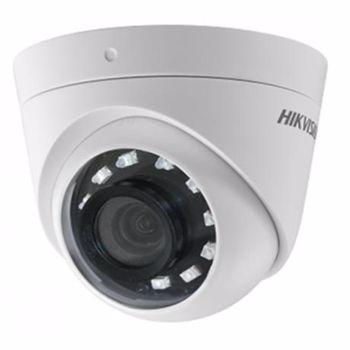 Camera Supraveghere Video IP Hikvision DS-2CE56D0T-I2FB28, 2MP, CMOS, 2.8MM, IR 20m (Alb/Negru)