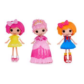 Figurine / Figurina Lalaloopsy Minis in cutie de vopsea, diverse personaje