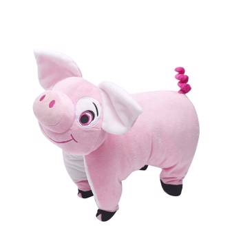 PINKY THE PIG TRAVEL PILLOW