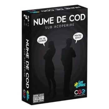 Nume de Cod - Sub acoperire