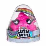 Figurine / Set figurina surpriza si gelatina Poopsie Cutie Tooties Surprise, S2, Roz inchis