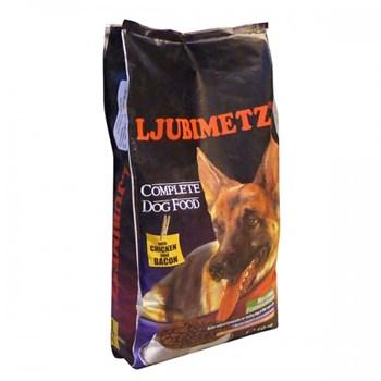 Dog Food Pui & Bacon (Ljubimetz) - 10 Kg