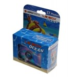 Agfa LeBox Ocean Aparat Foto pe Film de Unica Folosinta 35mm ISO 400 27 Expuneri Subacvatic