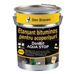 Etansant  bituminos pentru acoperisuri, Den Bit Aqua Stop 1k