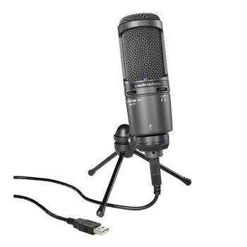Microfon Studio Audio Technica AT2020USB+ USB AT2020USB+