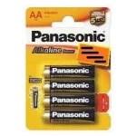 Baterii Panasonic Alkaline LR6APB-4BP AA 4buc pns00028