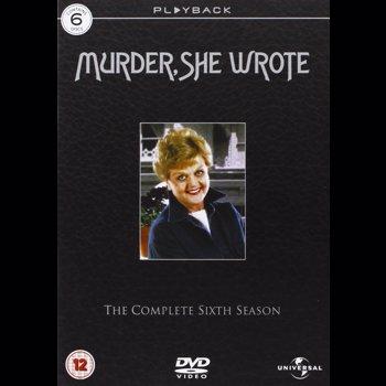 Murder, She Wrote - Season 6