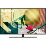 Televizor QLED Samsung Smart TV QE65Q70TA 165cm 4K Ultra HD Negru