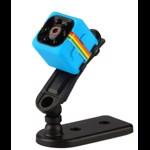 Mini Micro Camera Albastra Sport si Auto Smart Techstar® SQ11 cu Nightvision 12MP