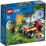 LEGO City,Incendiu de padure