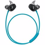 Casti BOSE SoundSport Wireless 761529-0020, Bluetooth, NFC, In-Ear, Microfon, albastru