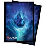 Sleeve-uri Ultra PRO Magic: The Gathering Celestial Island 100 Bucati