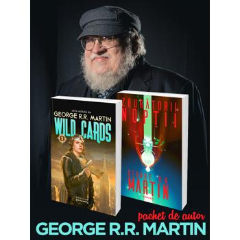 Pachet George R.R. Martin 2 Vol.
