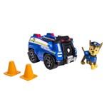 Paw Patrol - Masinuta si figurina Chase