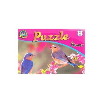 Puzzle - Colectia Anotimpuri 2 - 48 de piese (3-7 ani)