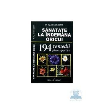 Sanatate la indemana oricui - Ioana Tudor 973-723-309-7