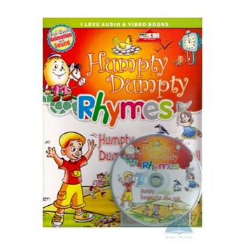 Humpty dumpty rhymes + CD 366532