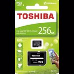 Card memorie Toshiba M203 Micro SDXC 256GB Class 10 UHS-I + Adapter