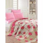 Cuvertura de pat, Eponj Home, 143EPJ5640, Multicolor
