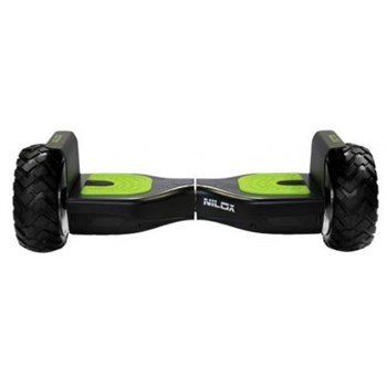 Scooter electric (hoverboard) Nilox DOC OFF ROAD (Negru/Verde)