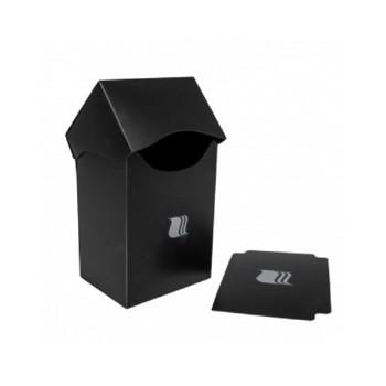 Cutie Depozitare Blackfire Deck Holder Vertical 80+ Carti Negru