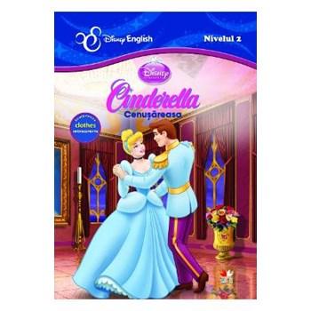 Cenușăreasa/Cinderella. Povești bilingve