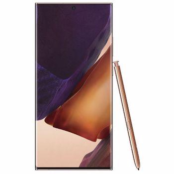 Telefon mobil Samsung Galaxy Note 20 Ultra 5G, Stylus, 256GB, 12GB, Dual SIM, Mystic Bronze