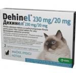 Antiparazitare Dehinel Cat, 2 comprimate