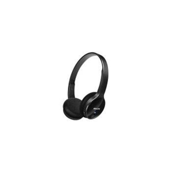 Casti audio On-Ear Bluetooth Philips SHB4000, Negru