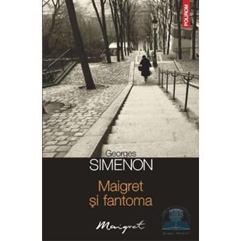 eBook Maigret si fantoma - Georges Simenon