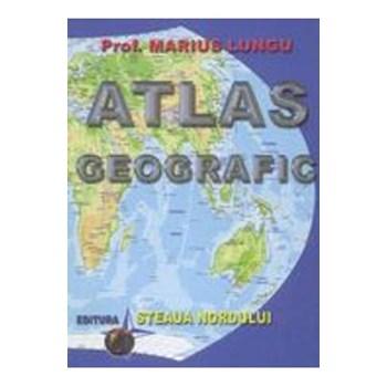 Atlas geografic - Marius Lungu