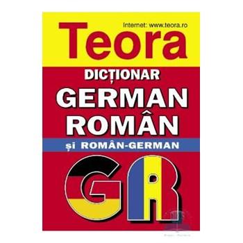 Dictionar german-roman si roman-german - Iulian Tomeanu, Eudoxiu Sireteanu 324701